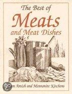 Mini Cookbook Collection: Best Of Meats [With Gift Envelope]