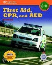 United Kingdom Edition - First Aid, Cpr,And Aed Standard, Acpo Edition