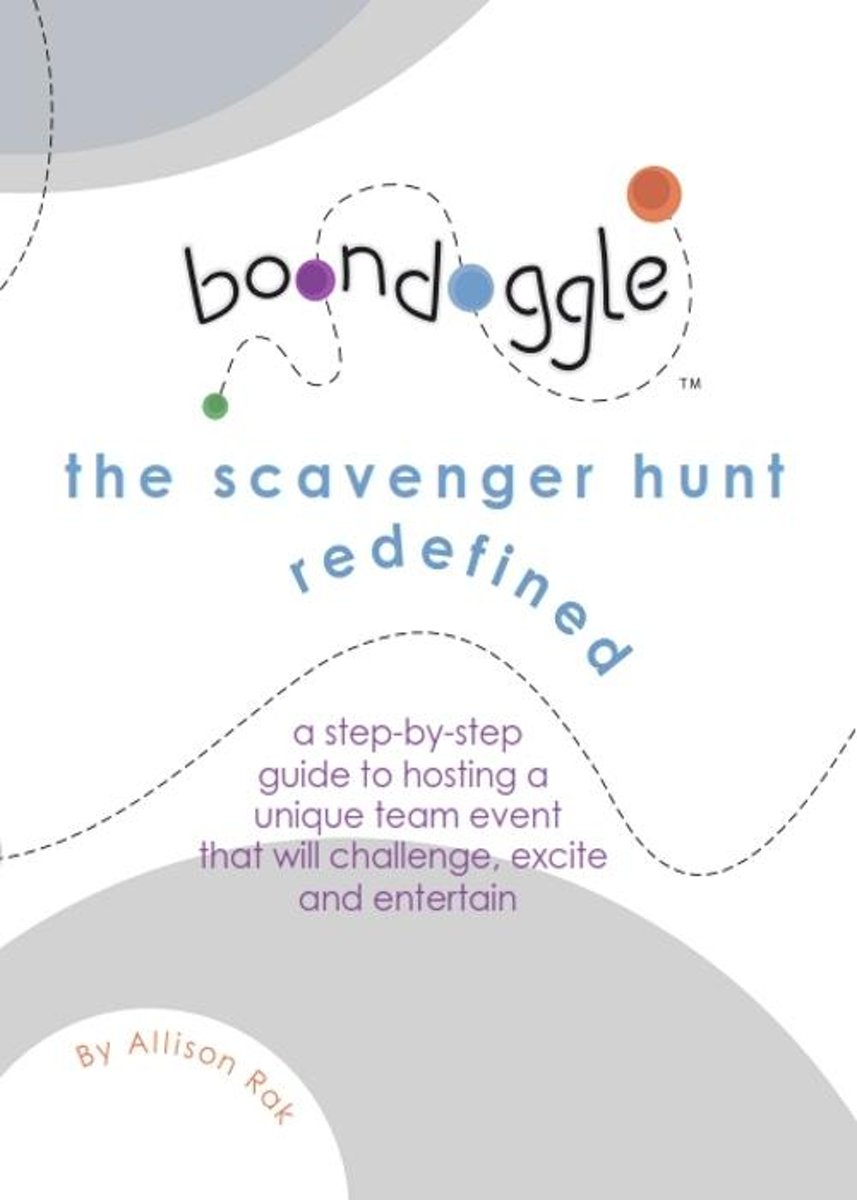 Boondoggle: The Scavenger Hunt Redefined