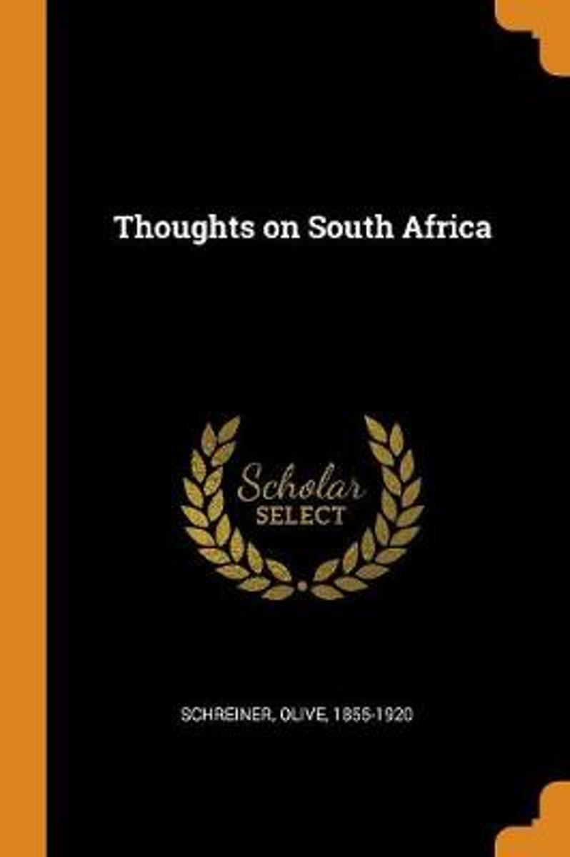 Thoughts on South Africa