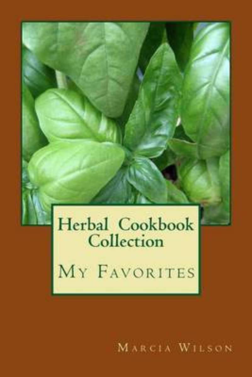 My Herbal Cookbook Collection