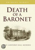 Death Of A Baronet