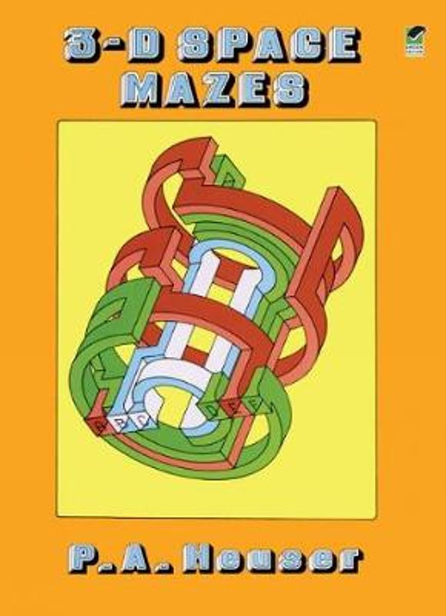 3-D Space Mazes