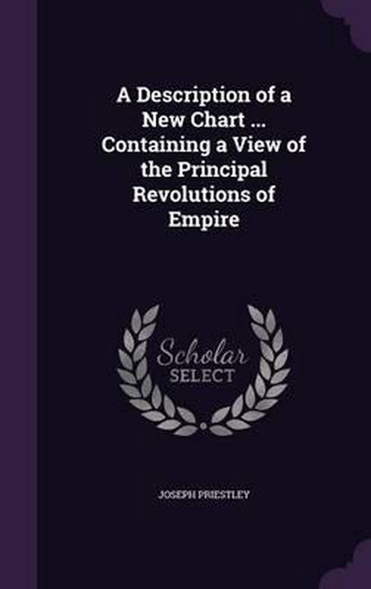 A Description of a New Chart ... Containing a View of the Principal Revolutions of Empire