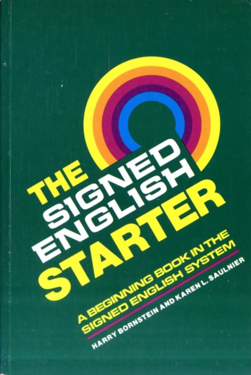 The Signed English Starter