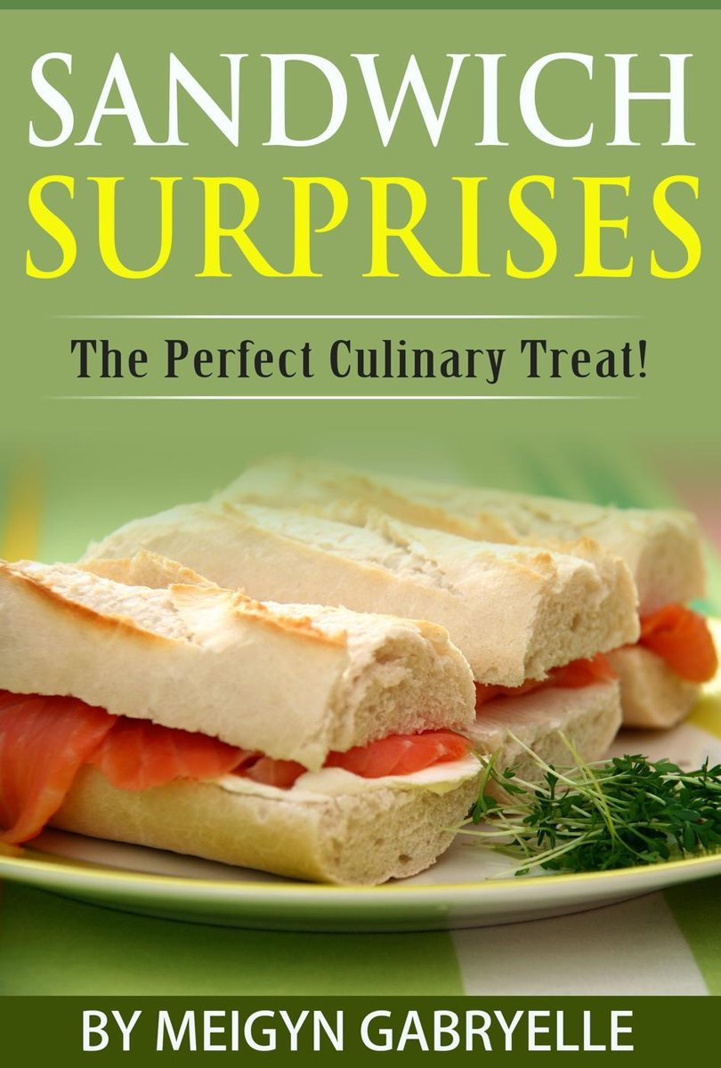Sandwich Surprises: The Perfect Culinary Treat!