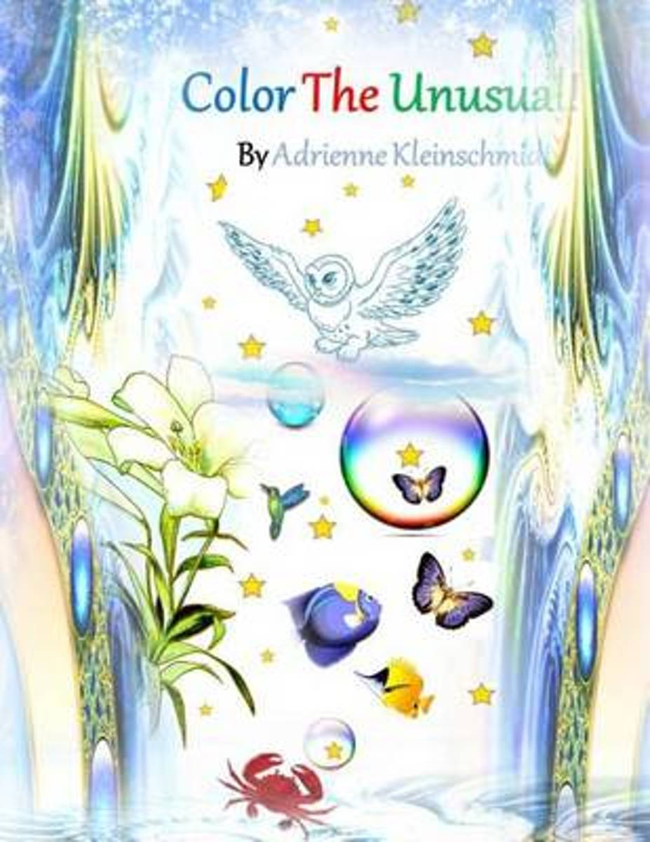 Color the Unusual!