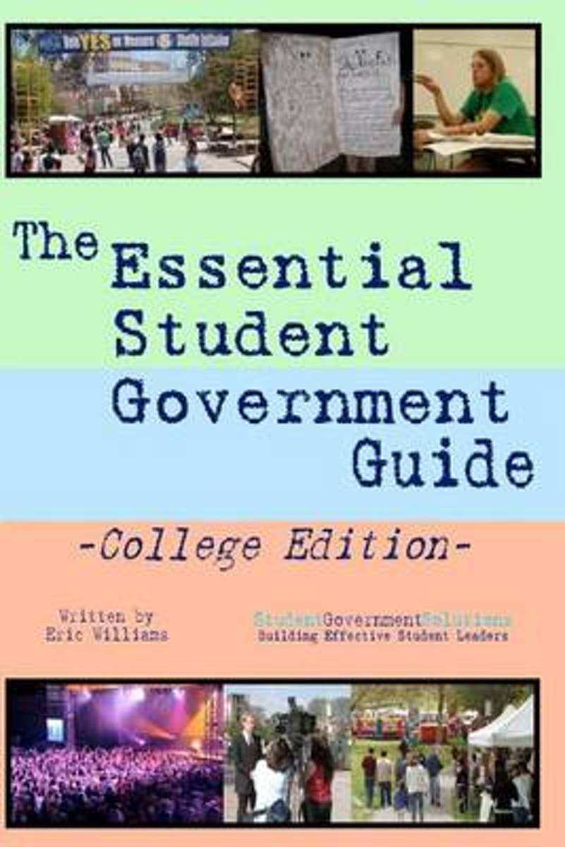 The Essential Student Government Guide
