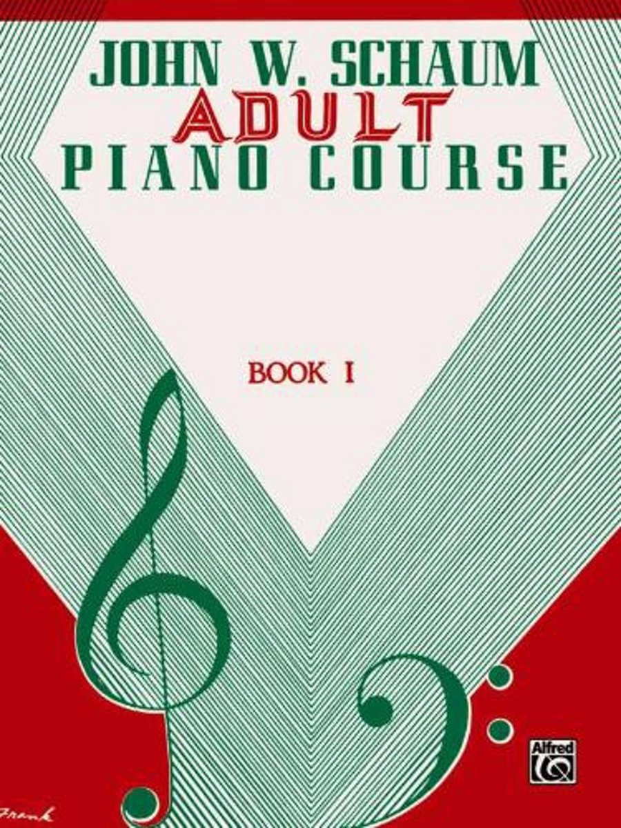 Adult Piano Course, Bk 1