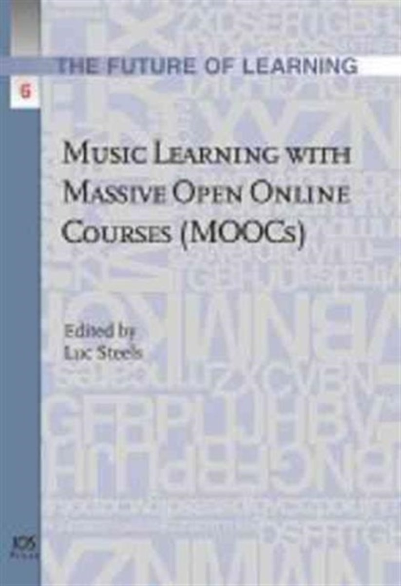 Music Learning With Massive Open Online Courses (MOOCs)