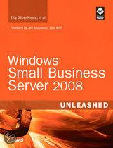 Windows� Small Business Server 2008 Unleashed