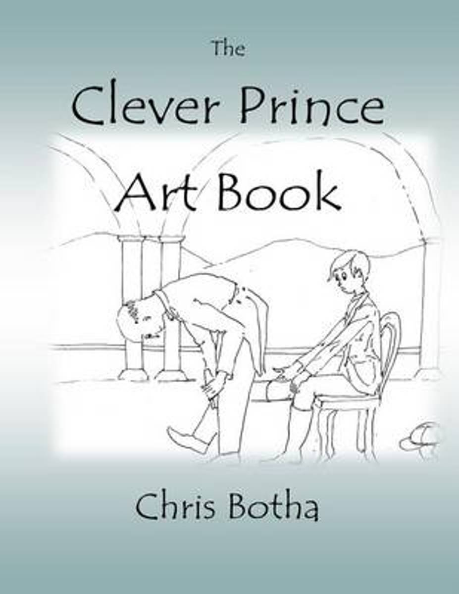 The Clever Prince Art Book