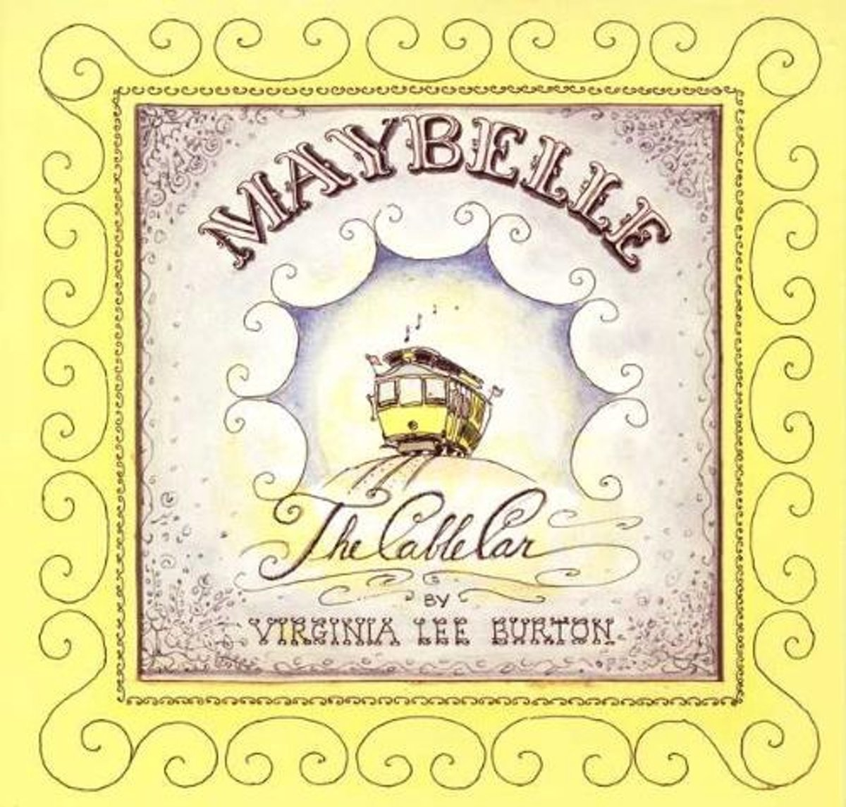 Maybelle, the Cable Car