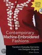 Contemporary Machine Embroidered Fashions
