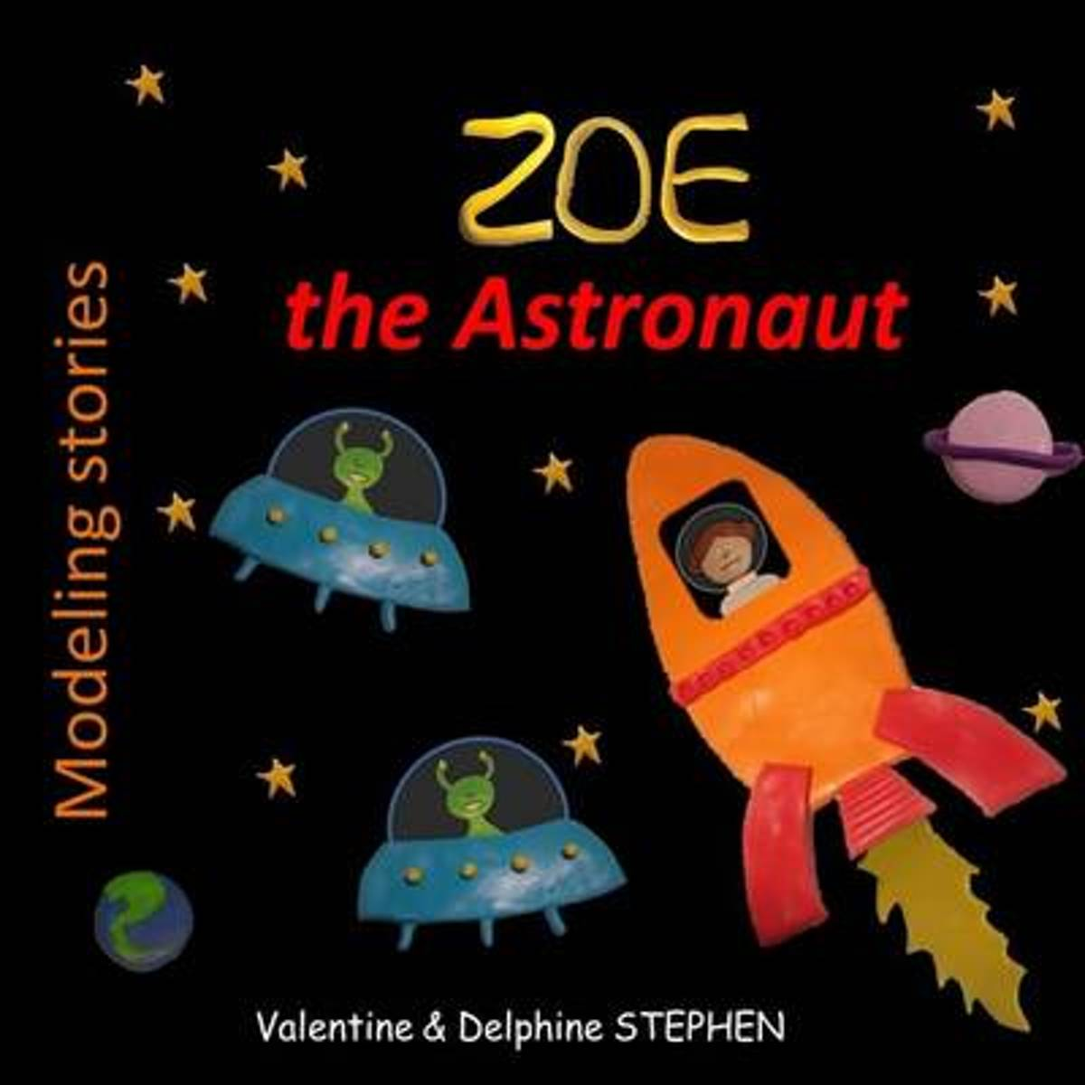 Zoe the Astronaut image
