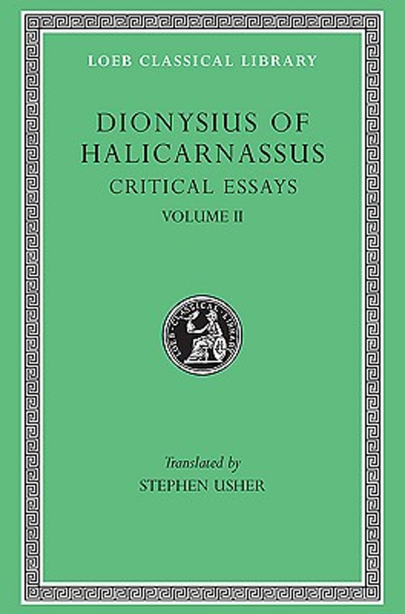 The Critical Essays