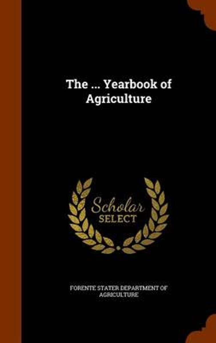 The ... Yearbook of Agriculture