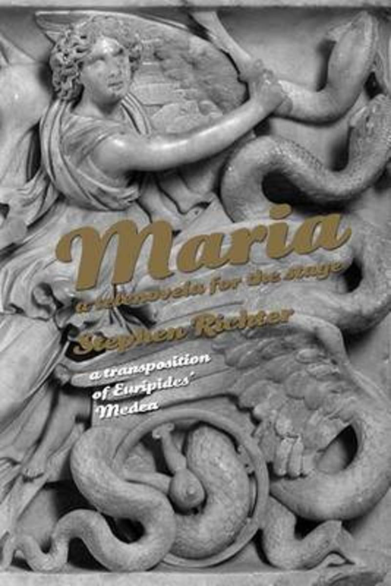 Maria a Telenovela for the Stage