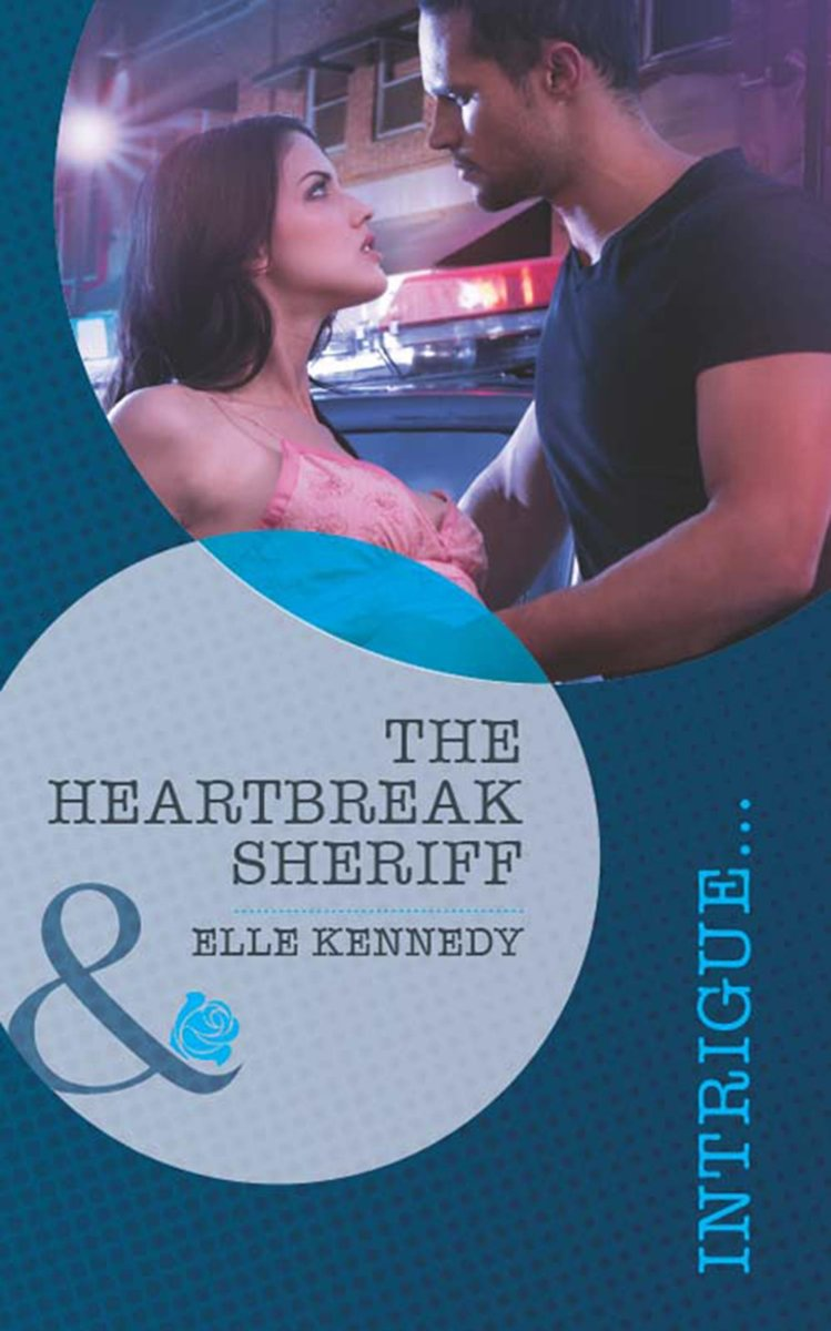 The Heartbreak Sheriff (Mills & Boon Intrigue) (Small-Town Scandals, Book 2)