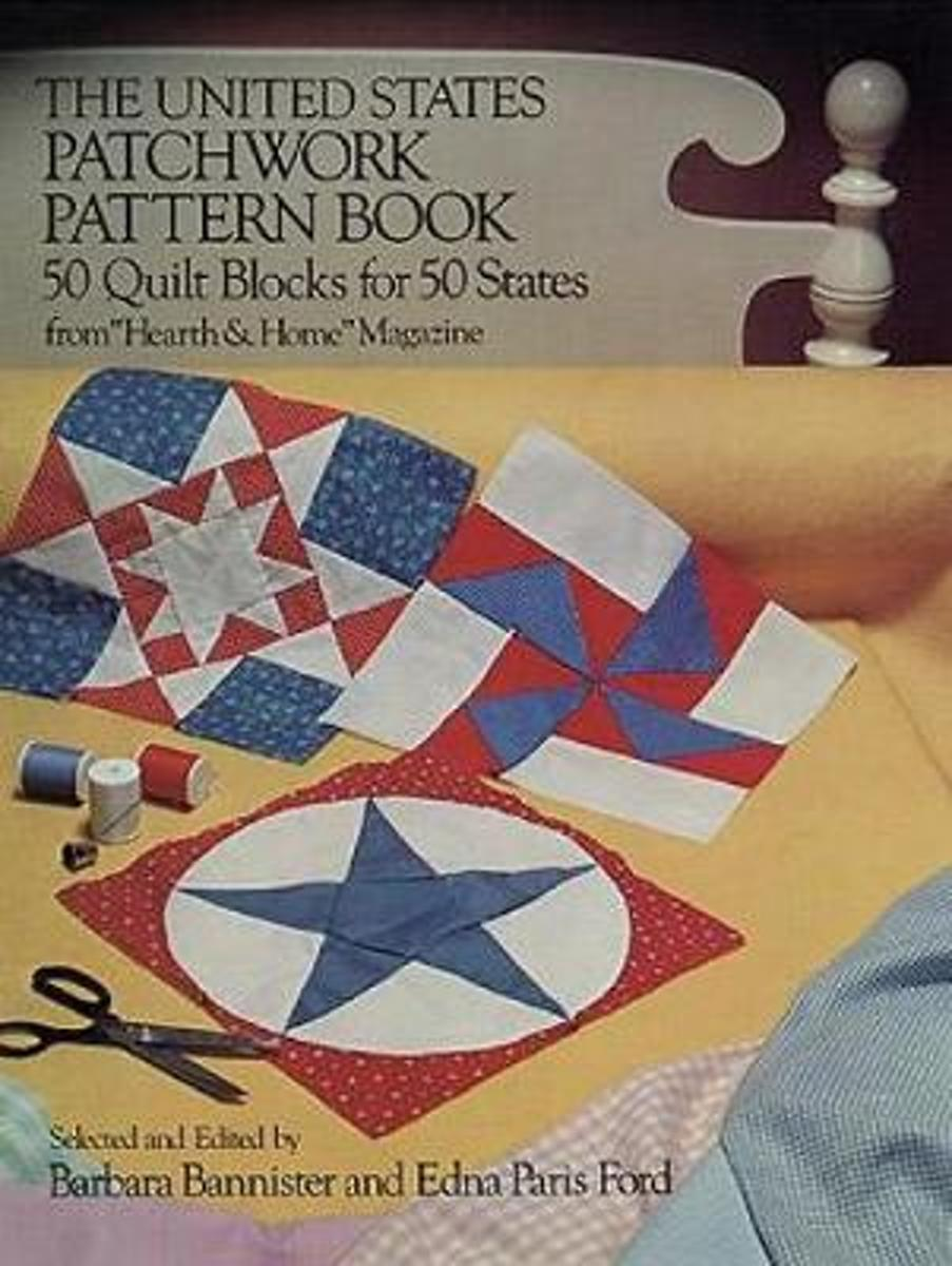 The United States Patchwork Pattern Book