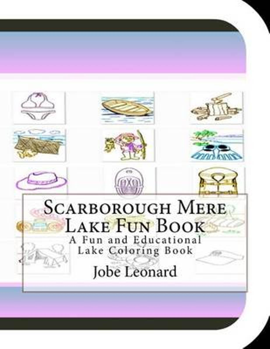 Scarborough Mere Lake Fun Book