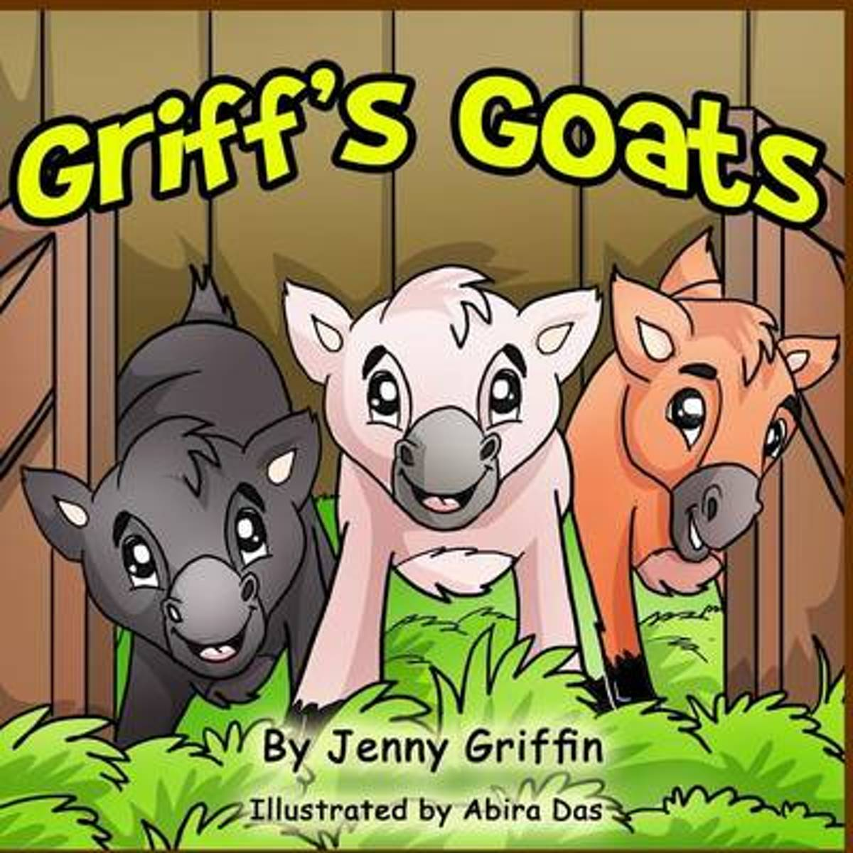 Griff's Goats