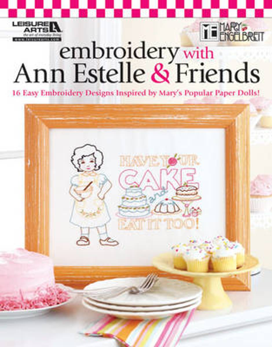 Embroidery with Ann Estelle & Friends