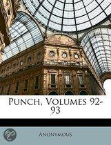 Punch, Volumes 92-93