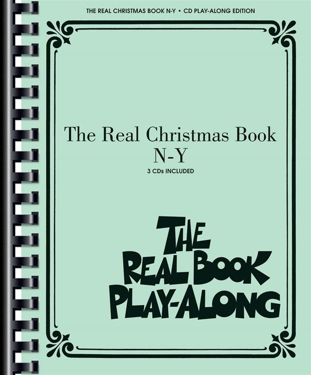 The Real Christmas Book N-Y