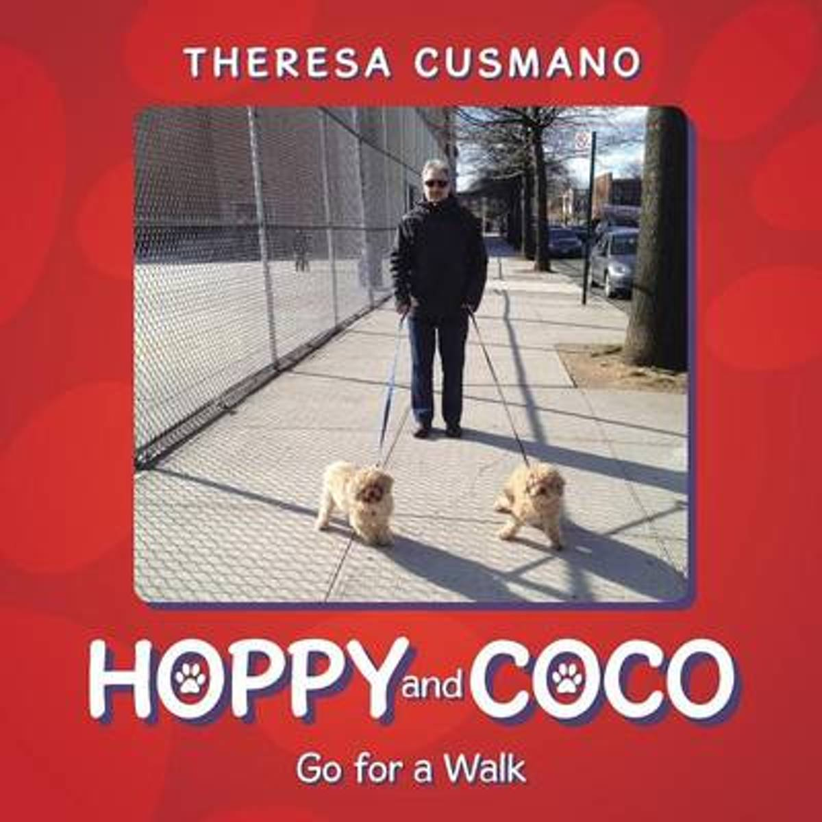 Hoppy and Coco Go for a Walk