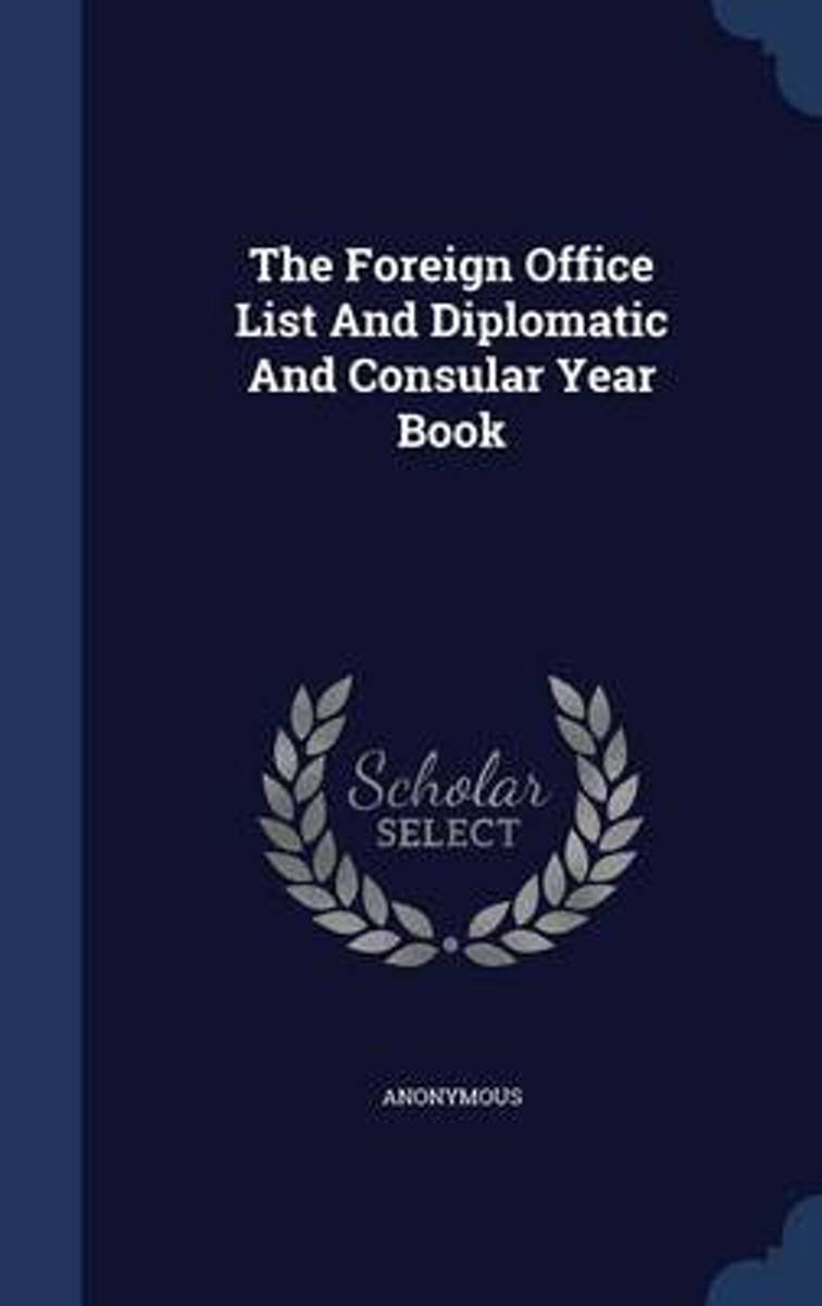 The Foreign Office List for 1857