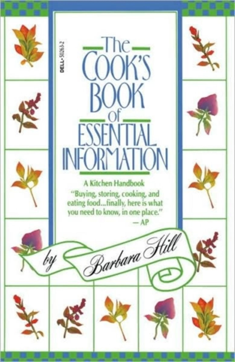 The Cook's Book of Essential Information