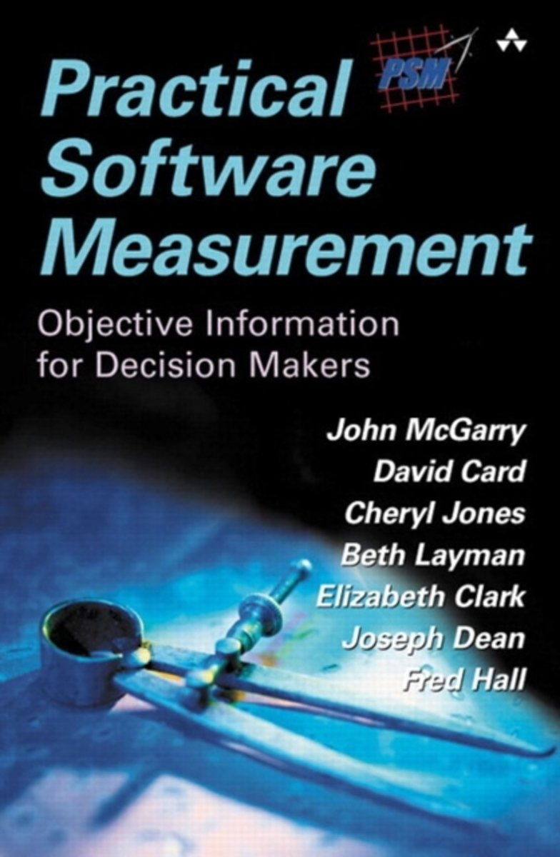Practical Software Measurement
