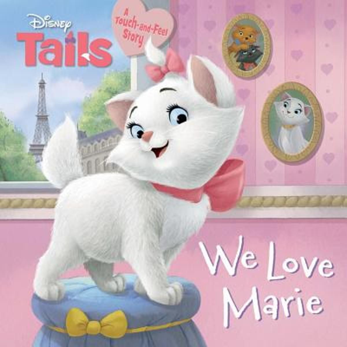 Disney Tails We Love Marie