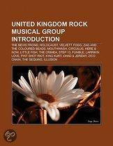 United Kingdom Rock Musical Group Introduction: The Bevis Frond, Holocaust, Velvett Fogg, Zag And The Coloured Beads, Mouthwash, Circulus