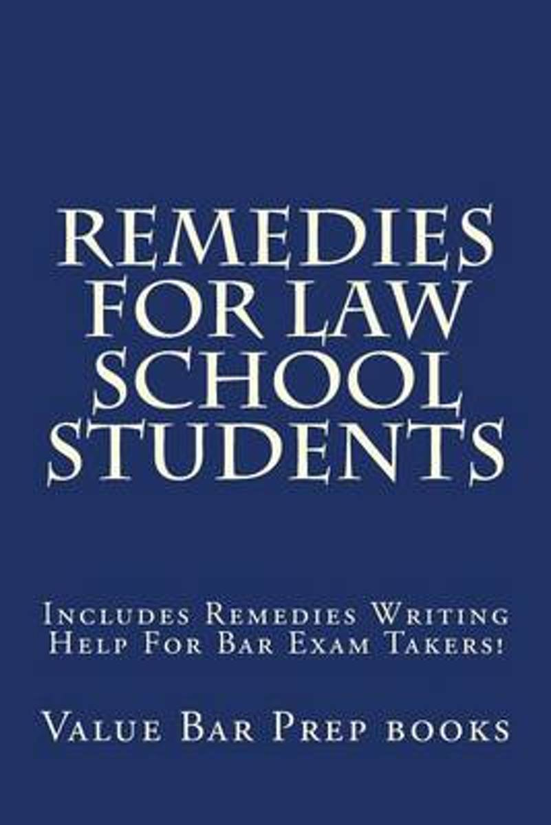Remedies for Law School Students