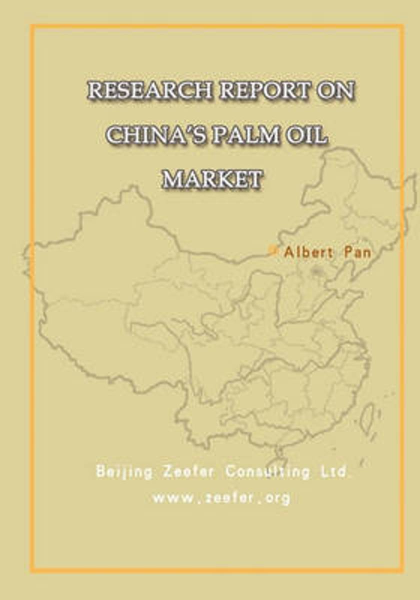 Research Report on China's Palm Oil Market