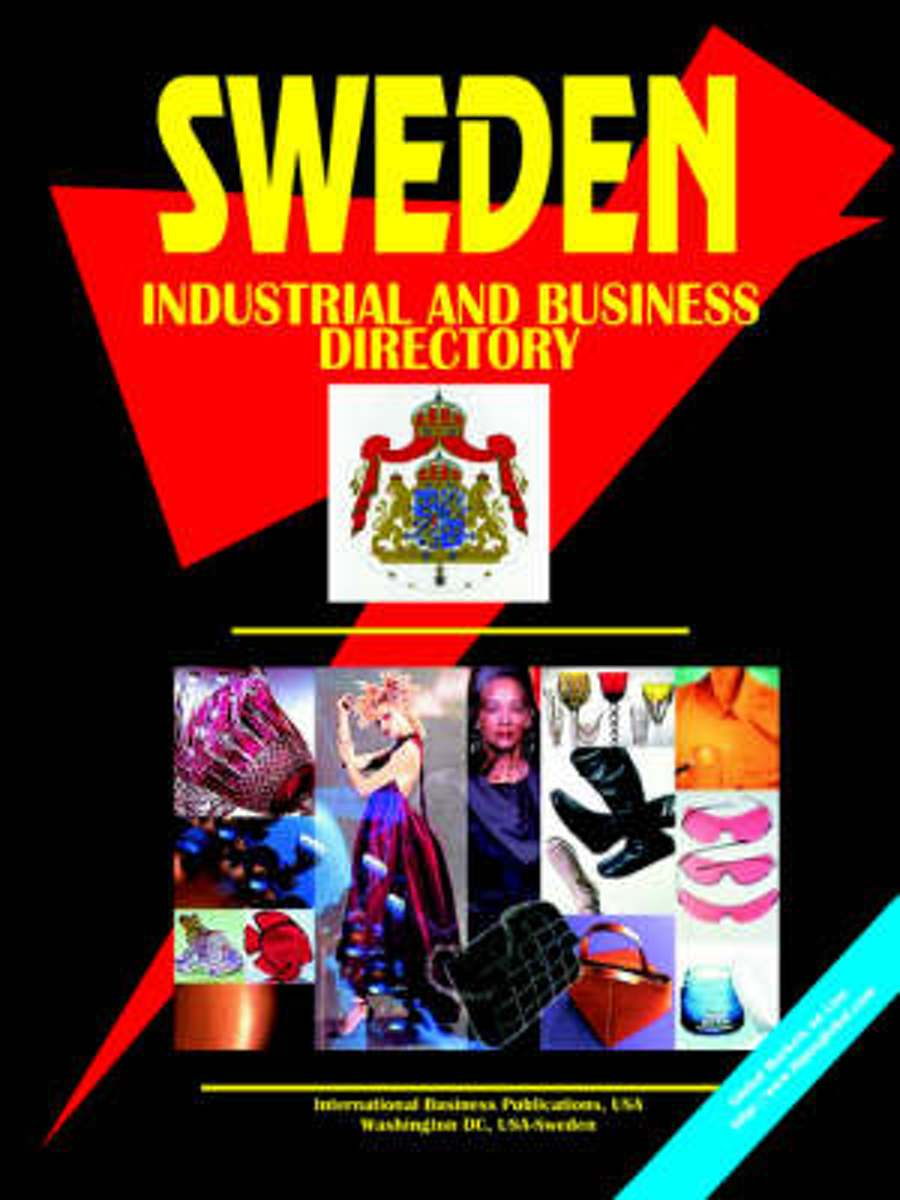 Sweden Industrial and Business Directory