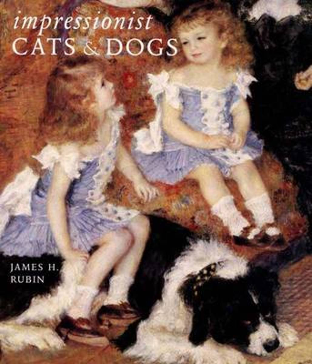 Impressionist Cats and Dogs