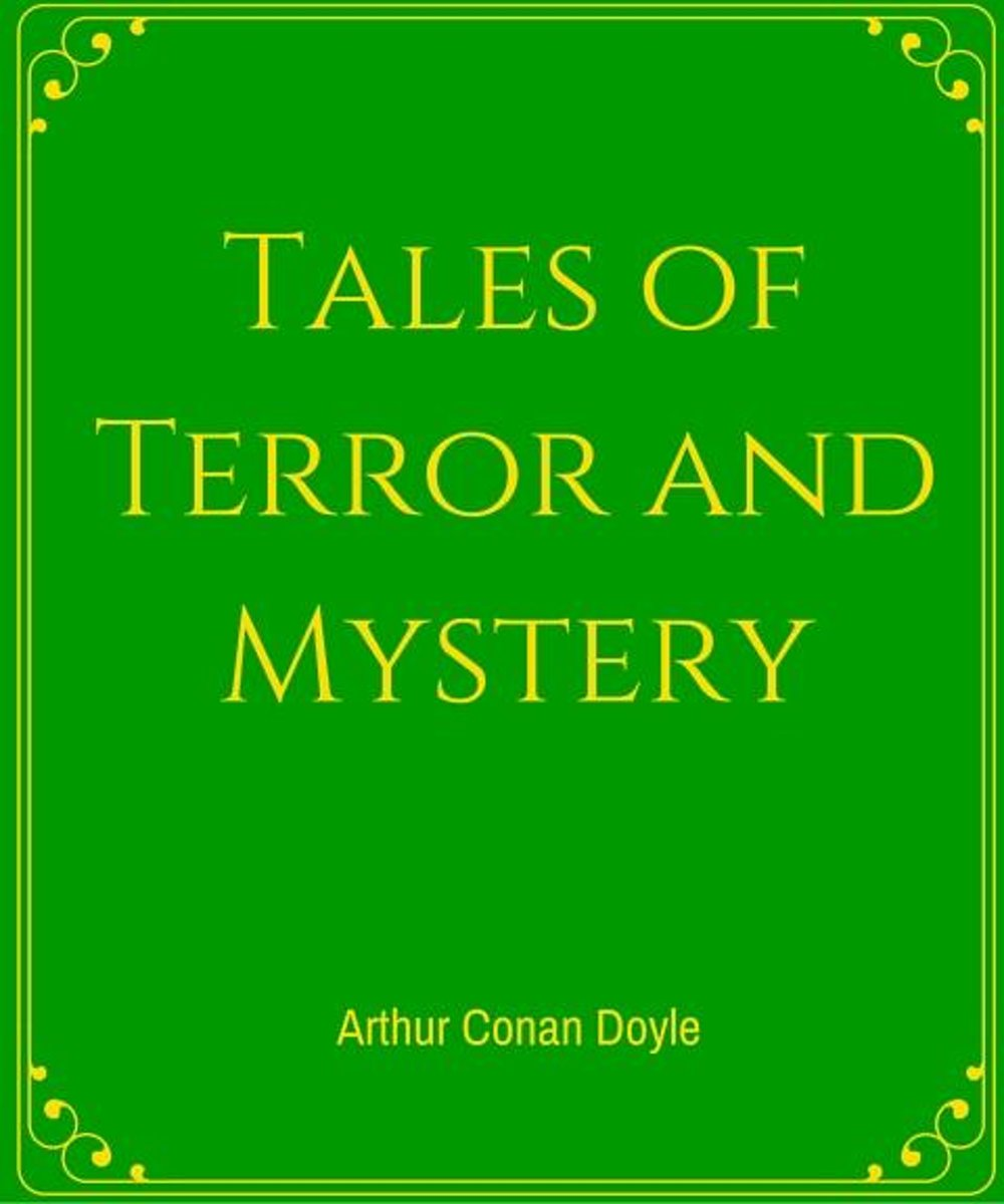 Tales of Terror and Mystery