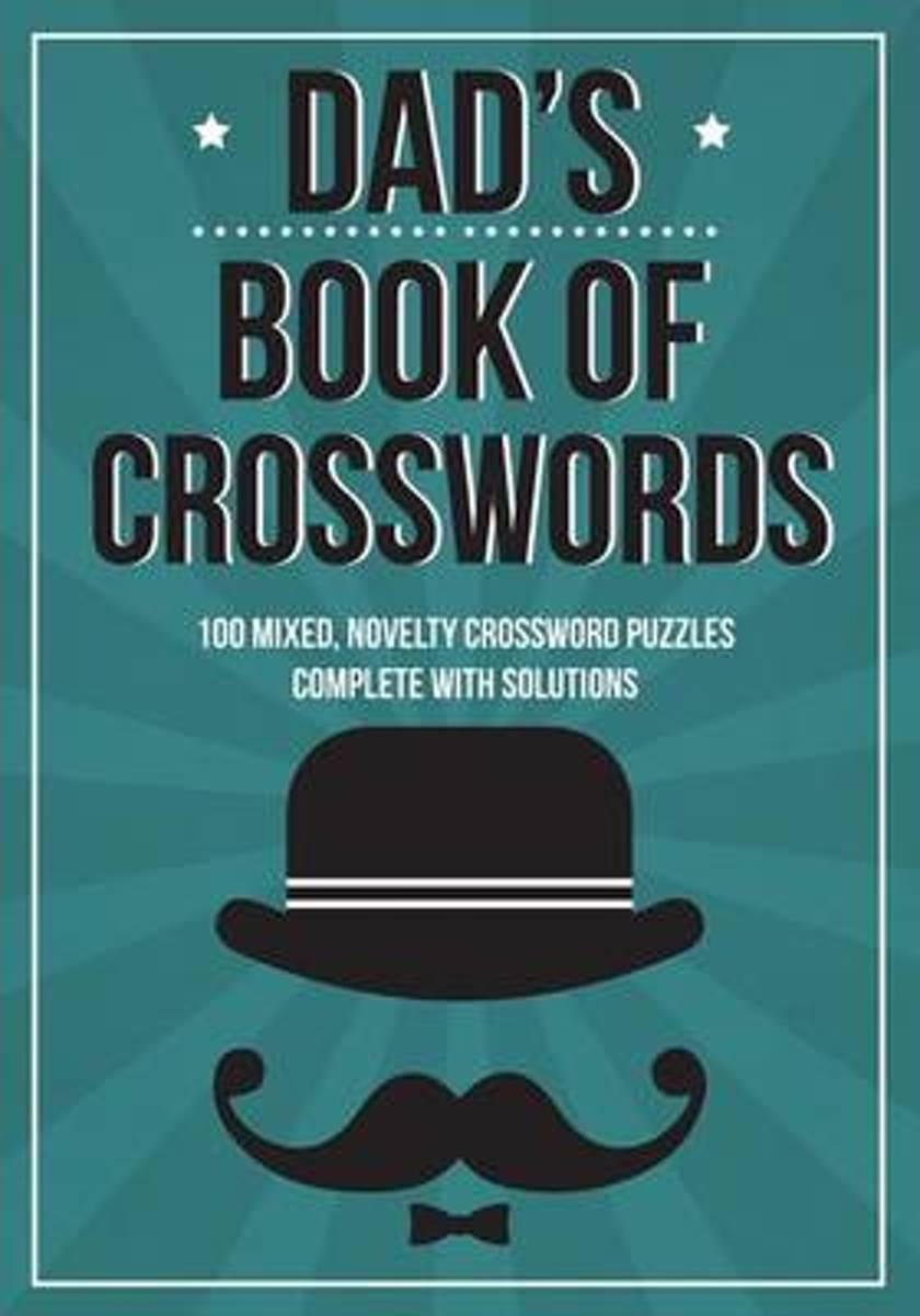 Dad's Book of Crosswords