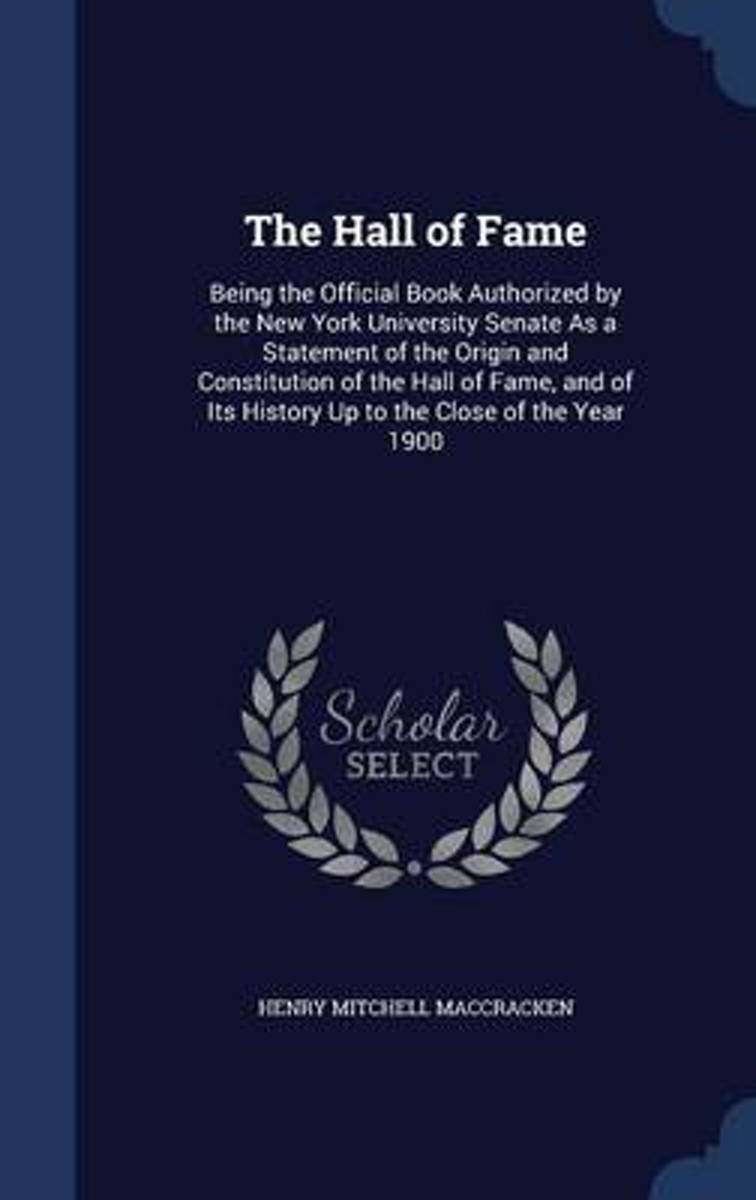 The Hall of Fame
