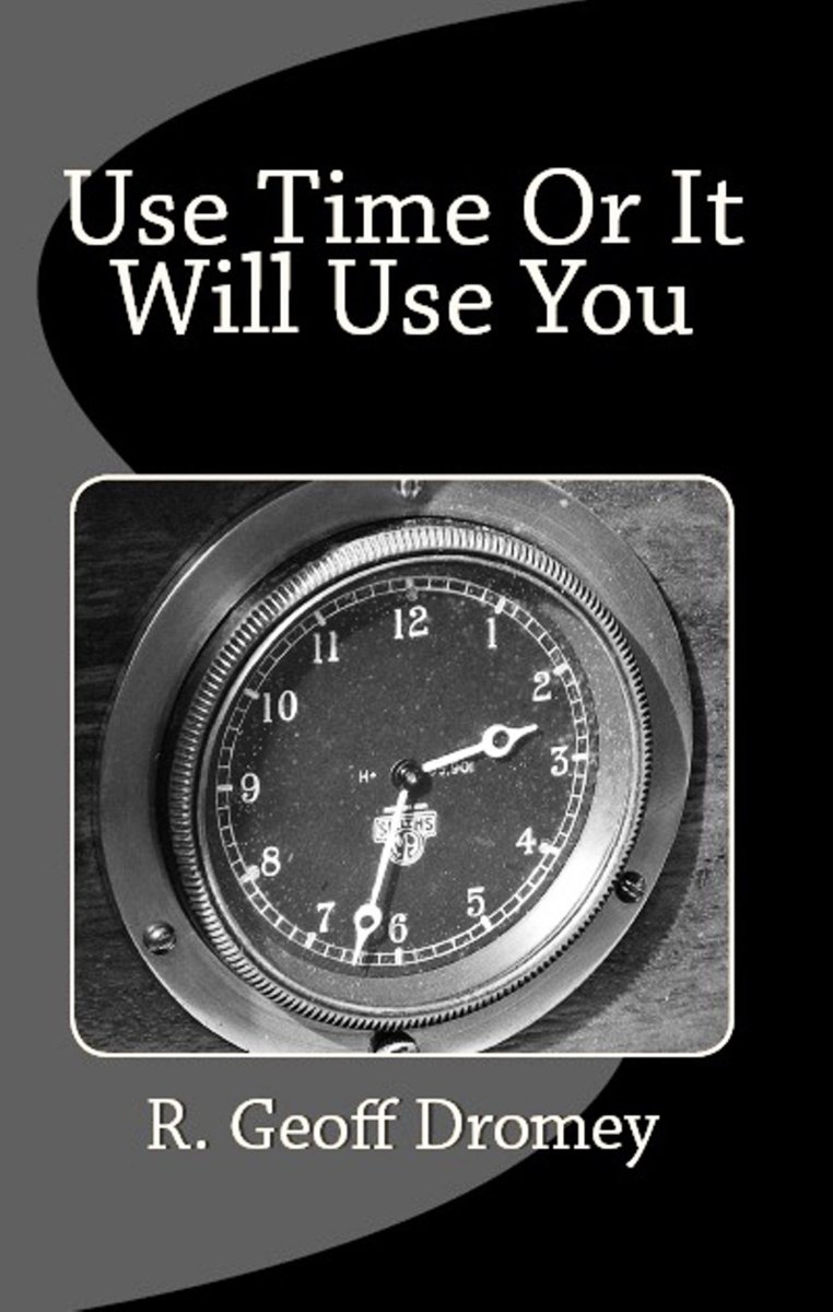 Use Time Or It Will Use You