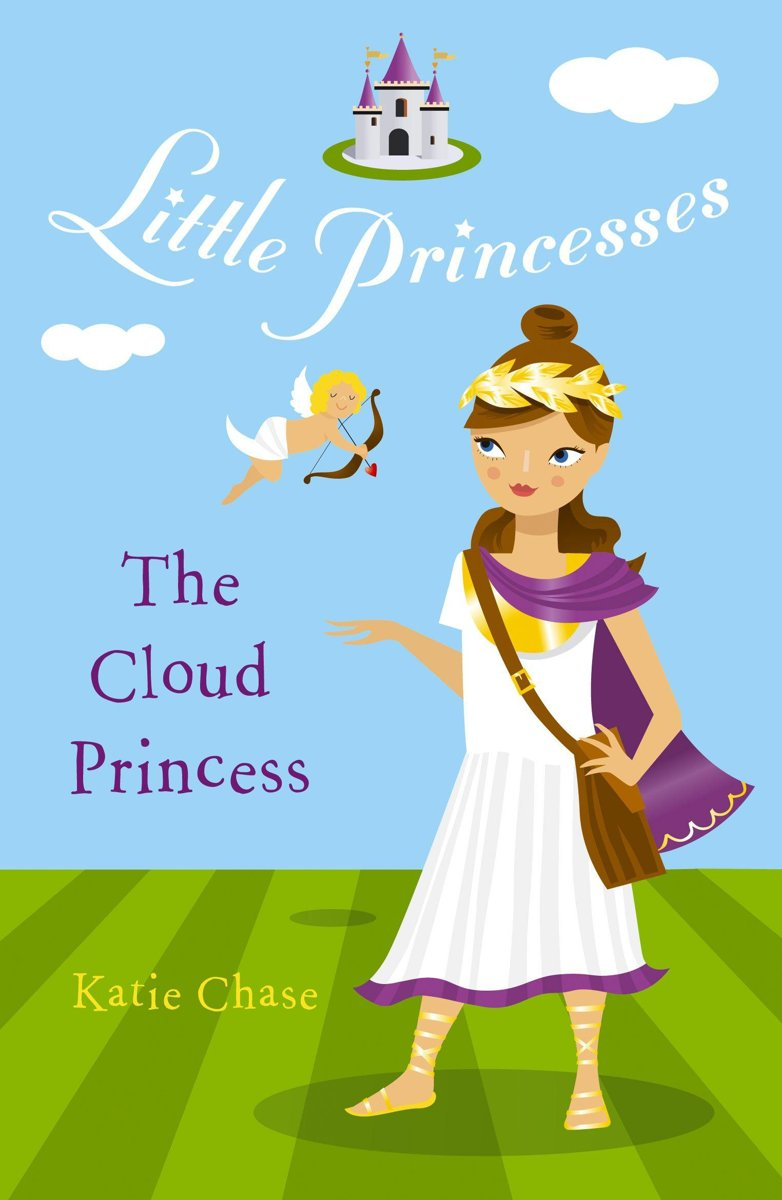 Little Princesses: The Cloud Princess