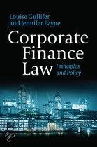 Corporate Finance Law