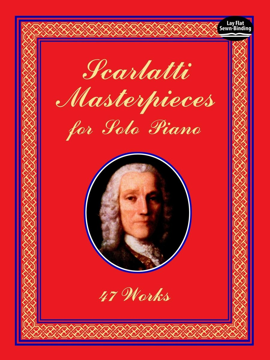 Scarlatti Masterpieces for Solo Piano