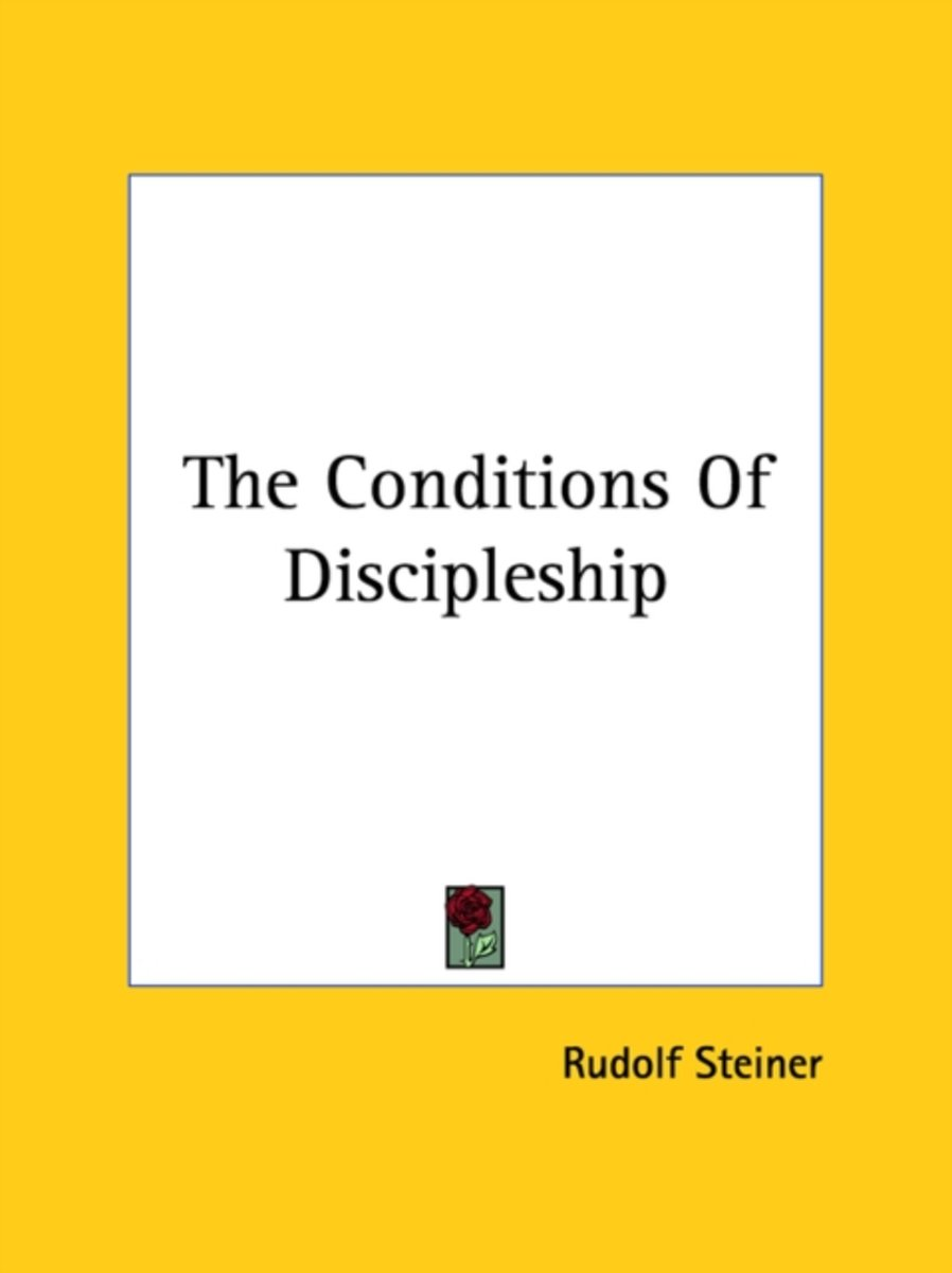 The Conditions of Discipleship