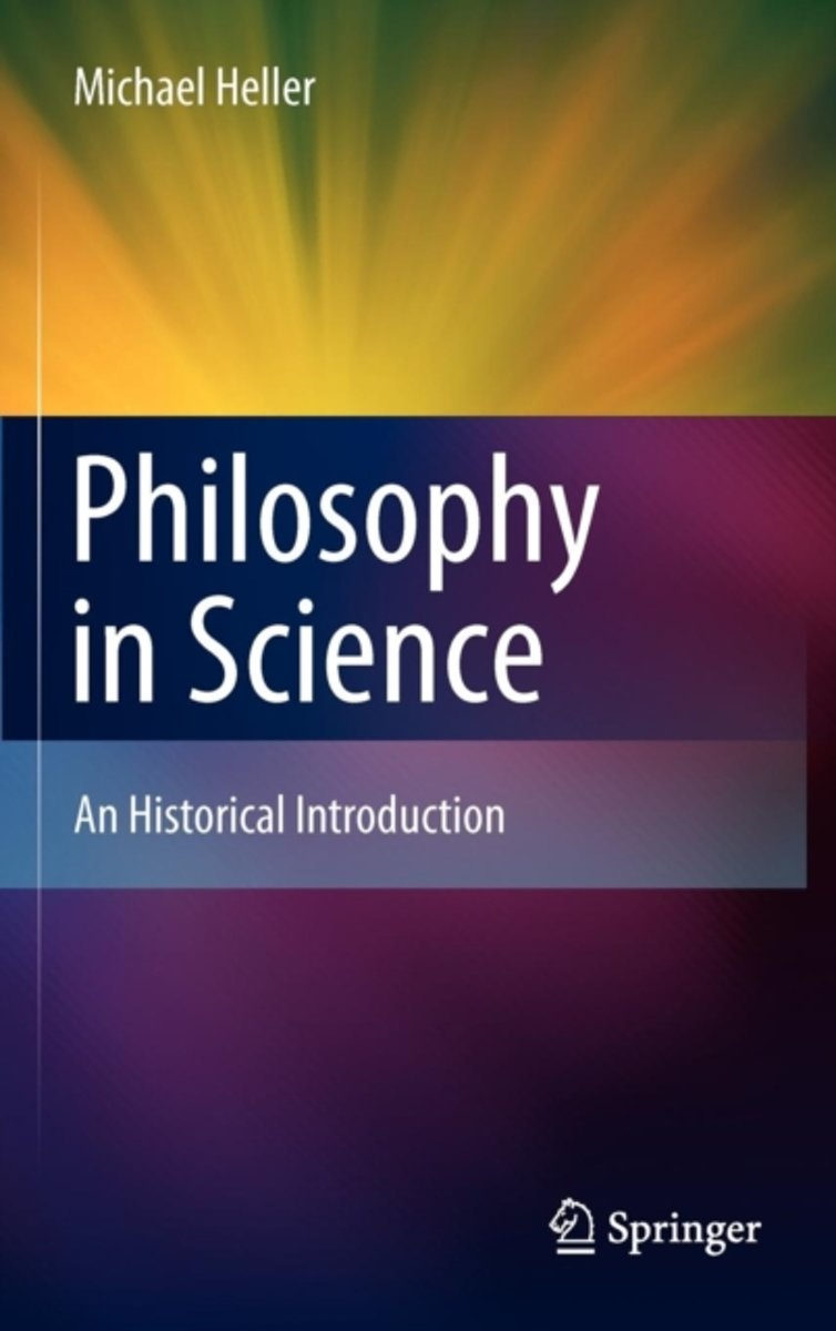 Philosophy in Science