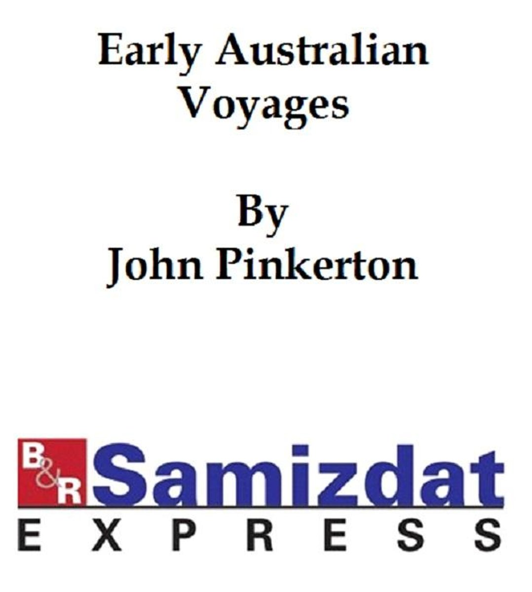 Early Australian Voyages