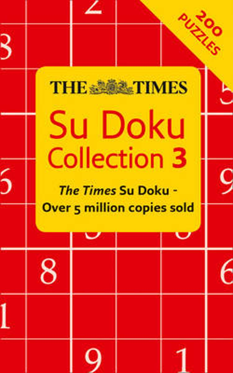 The Times Su Doku Collection 3